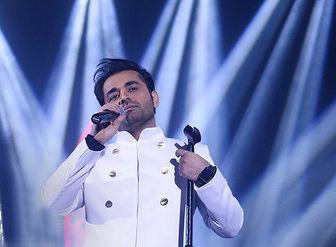 میثم ابراهیمی در کنسرت محمد علیزاده+عکس
