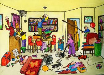 خانه تکانی اورژانسی در دقیقه نود