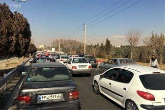 ترافیک سنگین در مسیرهای منتهی به ورزشگاه آزادی پیش بینی می شود