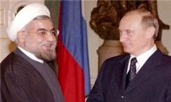 گفتگوی پوتین و روحانی درباره مذاکرات و سوریه