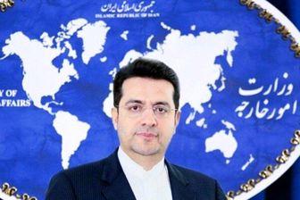 موسوی: اقدامات تیم تروریسم اقتصادی ترامپ علیه امنیت تجارت بینالملل است