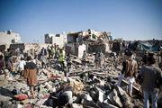 حمله توپخانهای ائتلاف سعودی به الحدیده یمن