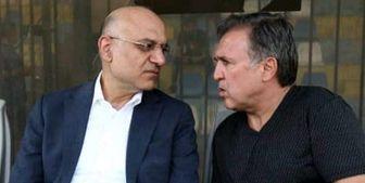 فتحی: کمترین انتظار از شما کسب 3 جام است