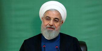 پیام تبریک روحانی بهمناسبت فرا رسیدن روز ملی جمهوری اسلامی موریتانی