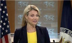 اتهام زنی سخنگوی وزارت خارجه آمریکا به ایران برای دلخوشی عربستان
