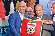 رای گیری در  کنگره فیفا برای کمک به فوتبال ایران