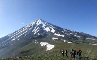 زلزله برنامه های کوهنوردی را تا اطلاع ثانوی به تعویق انداخت