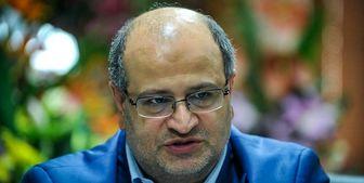 نامه رئیس ستاد مقابله با کرونا به استاندار تهران