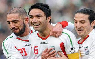 کاپیتان تیم ملی رکورد مسی را زد