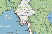 غرب برای بی ثباتی در میانمار تلاش  می کند