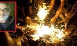 مرگ معترض اسرائیلی براثر خودسوزی