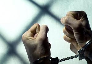 دستگیری سارق حرفه ای در خانه قدیمی