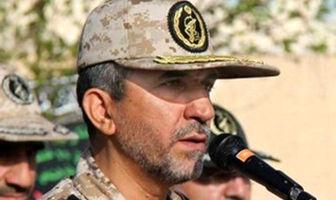 توضیح مقام ارشد سپاه درباره حقوق مدافعان حرم