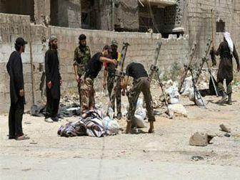 بمباران شیعیان تحت محاصره در سوریه