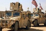 ورود دهها خودروی زرهی آمریکا از سوریه به عراق