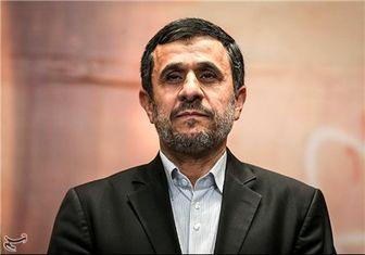 دیدار احمدینژاد با ریکاردو کابریساس