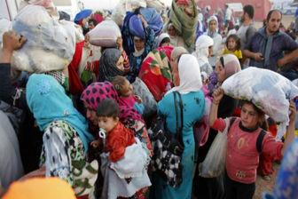 بازگشت حدود هزار آواره سوری به کشور خود