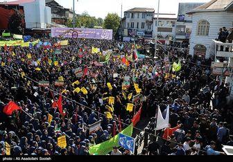 مسیر راهپیمایی ۱۳ آبان در اهواز اعلام شد
