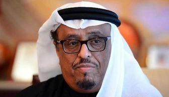 """انتقاد خلفان از شبکه """" صهیونیستی """" الجزیره"""