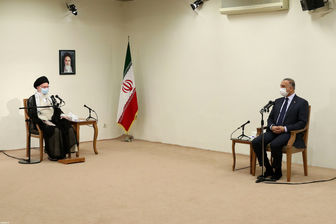 بازتاب دیدار نخست وزیر عراق با رهبر انقلاب در رسانههای عربی