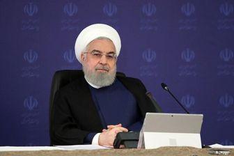 روحانی: اروپاییها وعده دادند و عمل نکردند