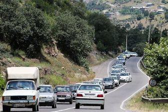 ترافیک سنگین و نیمه سنگین در استان تهران