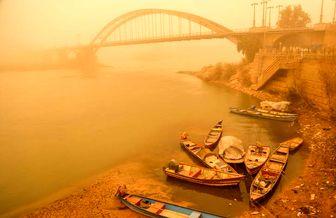 آماده باش در خوزستان به علت شرایط جوی