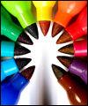رنگهایی که در یادگیری کودکان انگیزه ابجاد می کند!