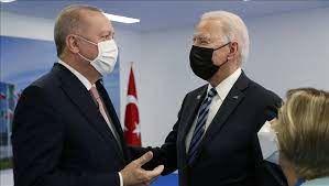 اردوغان با بایدن دیدار میکند