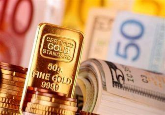 آمادگی طلا برای سبقت از دلار