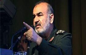 سردار سلامی: آل سعود بداند ماندنی نیست