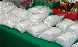 کشف ۴۰ تن انواع مواد مخدر در فروردین