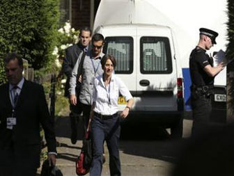 British girl who survived French shooting out of coma: prosecutor