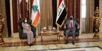 سفر وزیر دفاع لبنان به بغداد