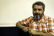 اتابک نادری در پشت صحنه کار جدیدش /عکس