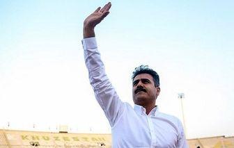 سرمربی استقلال خوزستان: به یک شرط قراردادم را تمدید میکنم
