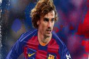 ستاره فرانسوی بارسابازیکن هفته فوتبال اروپا+عکس