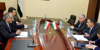 آمادگی تهران برای انتقال تجربیات صنعتی و فناوری به تاجیکستان