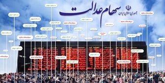 آخرین وضعیت شرکتهای بورسی سهام عدالت در 12 مهر 99