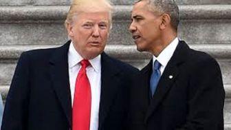 انتقاد تند اوباما از ترامپ