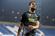 شهاب زاهدی سومین بازیکن برتر فوتبال اوکراین شد