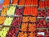 قیمت انواع میوه در بازار شب عید