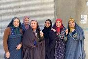 ادای دین «زیر خاکی» به زنان جنگزده