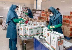 توزیع ۴ میلیون سبد غذایی میان مادران توسط بنیاد مستضعفان