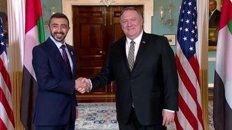 ورود هیئت اماراتی به واشنگتن برای امضای توافق صلح با رژیم صهیونیستی