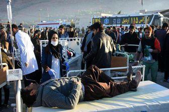 پیامهای تسلیت مقامهای خارجی در پی زلزله مرگبار ایران