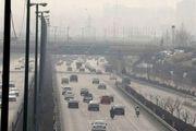 آلودگی هوا علت مراجعه ۱۳هزار و ۹۳۱نفر به اورژانس