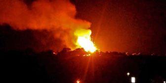 هلاکت دهها تن از عناصر ائتلاف سعودی در انفجار یمن