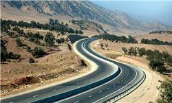 18 کیلومتر از محور چهارخطه خرمآباد به کوهدشت افتتاح شد