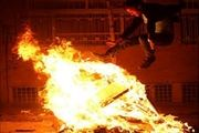 تمهیدات آتش نشانی برای چهارشنبه آخر سال